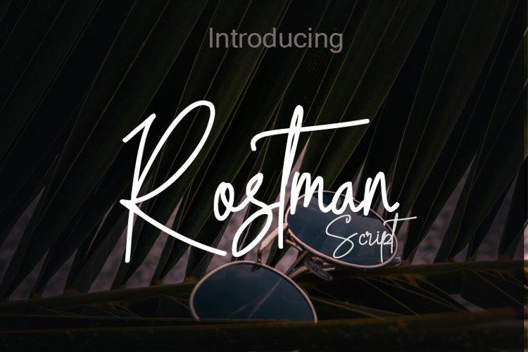 Rostman example image 1
