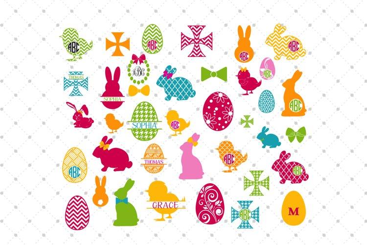Easter Bundle SVG Cut Files