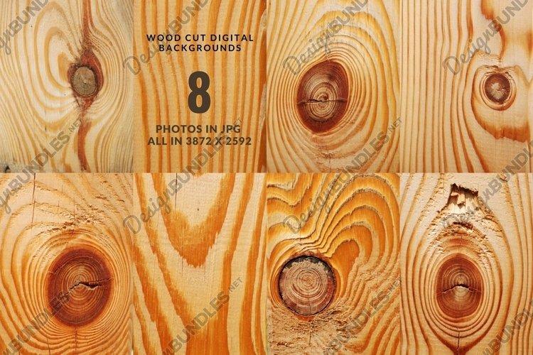 Wood cut pattern and texture digital