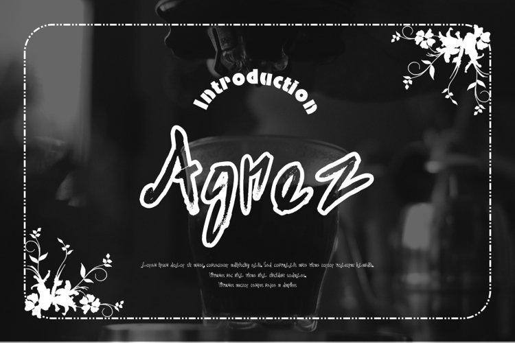 Agnez example image 1