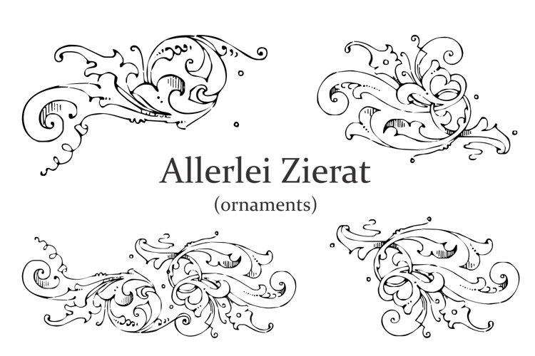 Allerlei Zierat 1 example image 1
