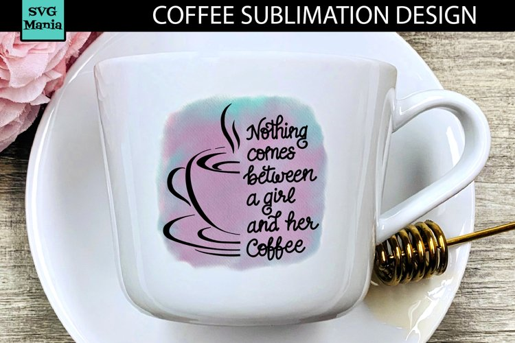 Coffee Sublimation, Kitchen Sublimation, Coffee Mug PNG