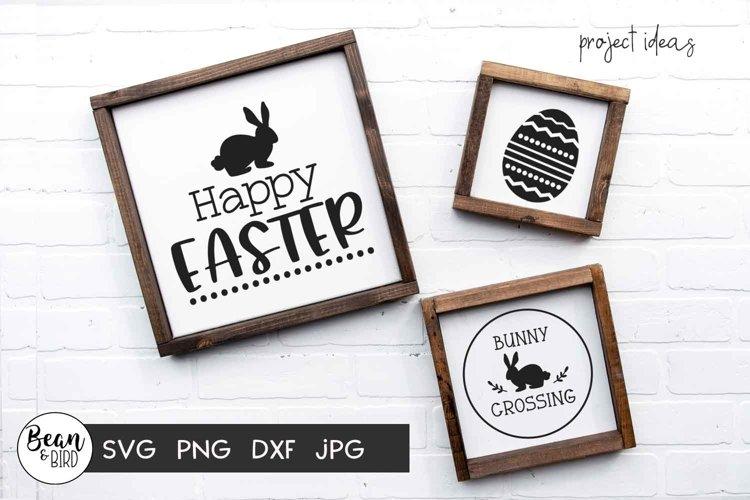 Happy Easter Trio