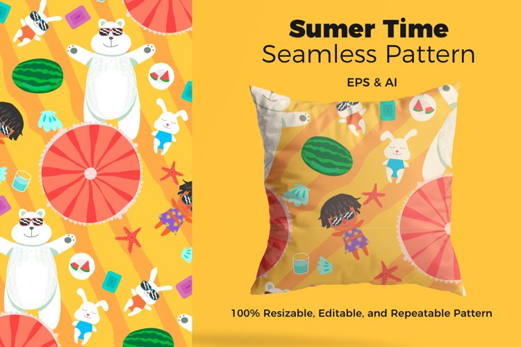 Summer Pattern example image 1