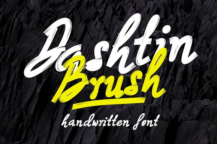 Dashtin Brush example image 1