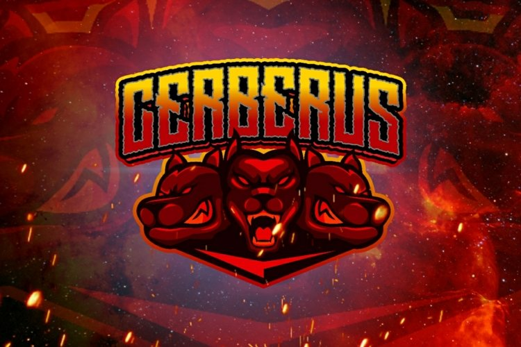 Cerberus gaming logo example image 1