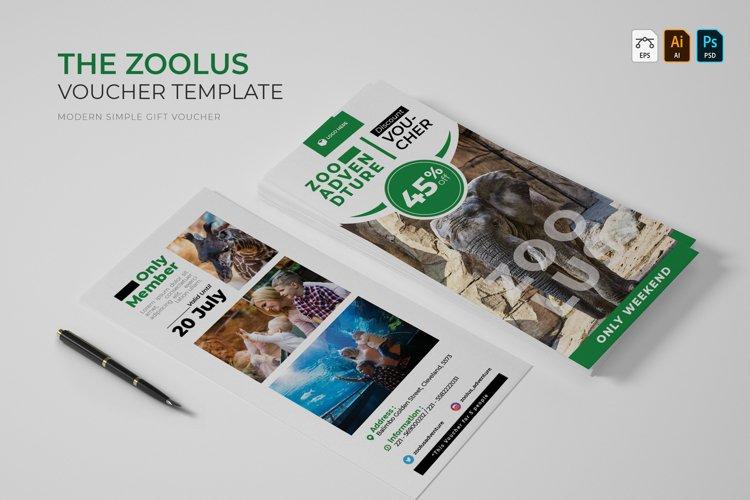Zoolus | Gift Voucher example image 1