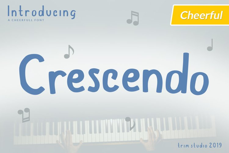 Crescendo example image 1