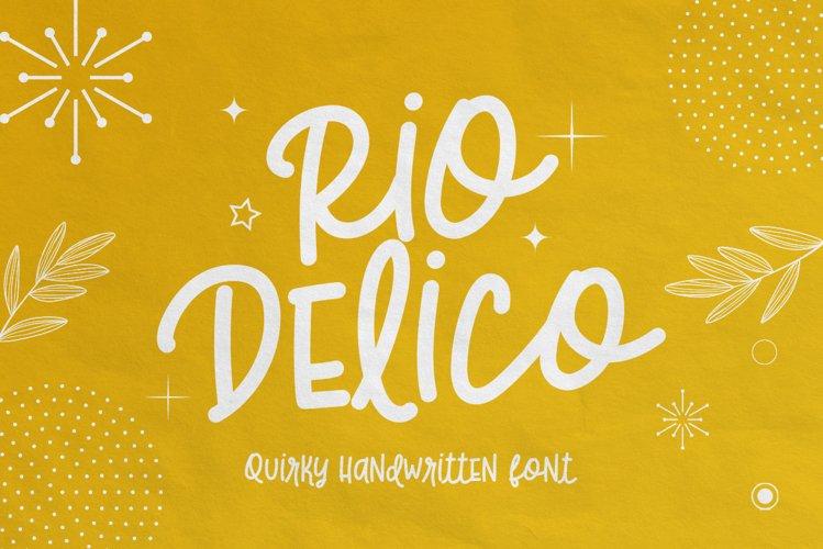 Rio Delico example image 1
