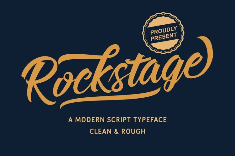 Rockstage example image 1