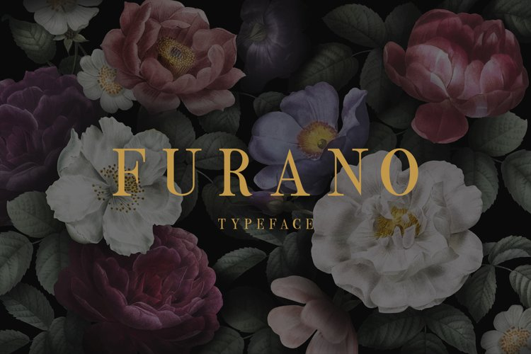 Furano font example image 1