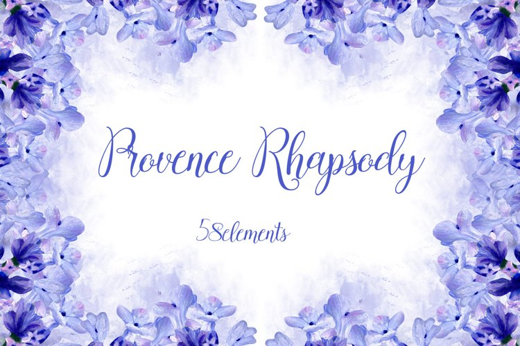 Provence Rhapsody Collection example image 1