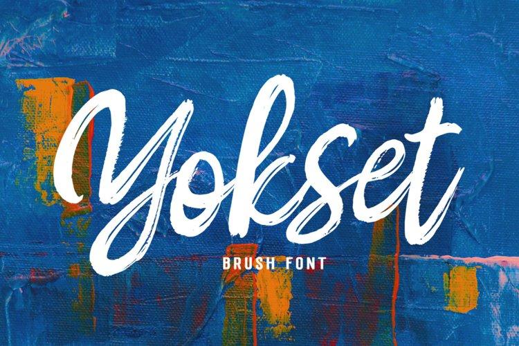 Yokset example image 1