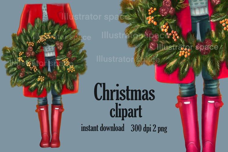 Clipart christmas, Xmas Clipart, Christmas tree clipart