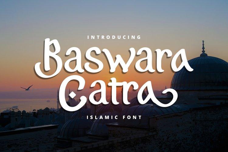 Baswara Catra example image 1
