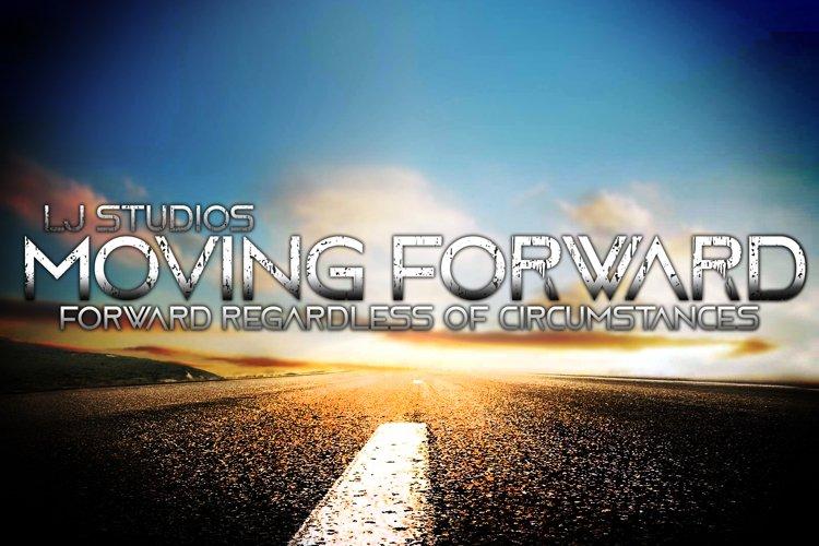 Moving forward example image 1