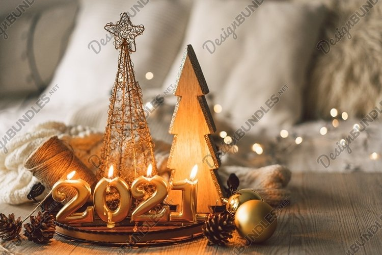 Happy New Years 2021 example image 1
