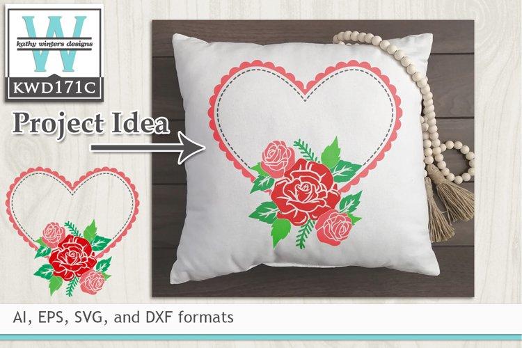 Valentines SVG - Heart Cluster