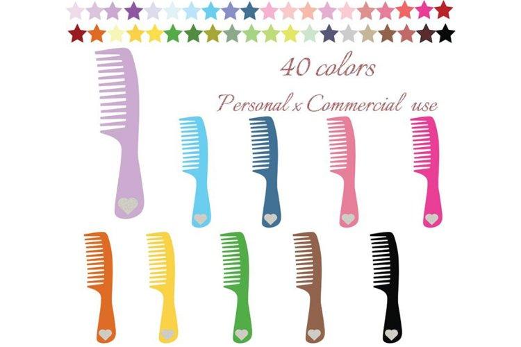 Hair comb clip art, Hair salon clipart haircut, Hairdresser