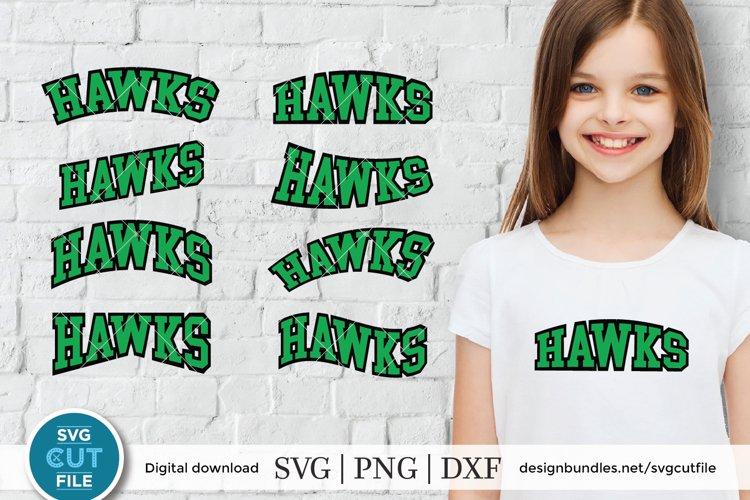 Hawks svg, Hawk svg, hawks baseball svg, hawks football svg example image 1