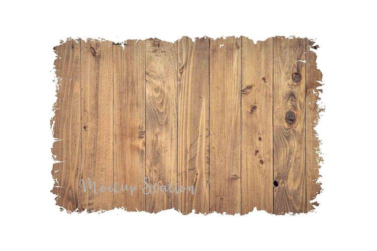 Wood Sublimation Background PNG Bundle, Frame Clip Art Splat - Free Design of The Week Design3