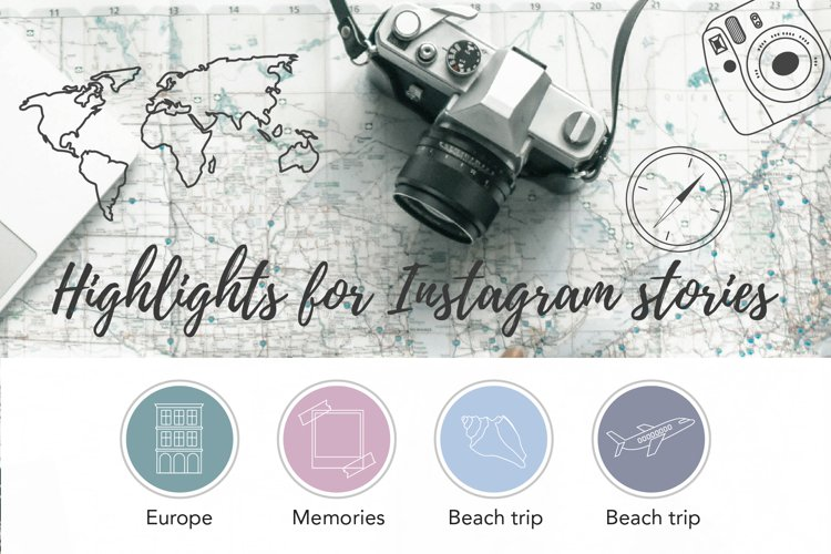 Instagram Travel Stories Highlights example image 1