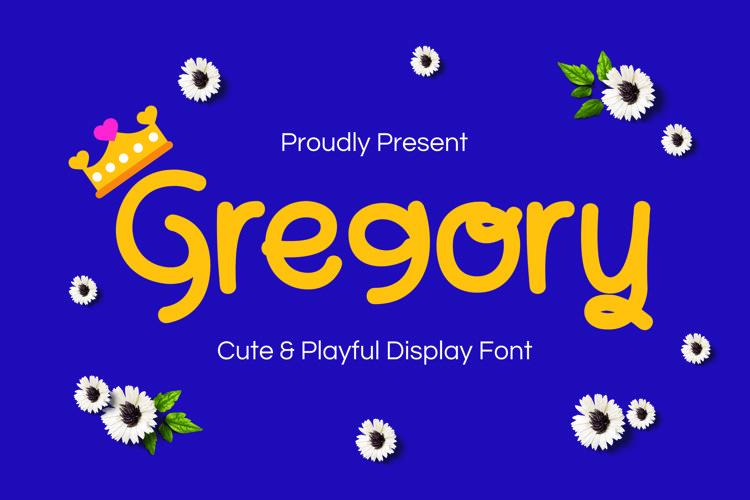 Gregory example image 1