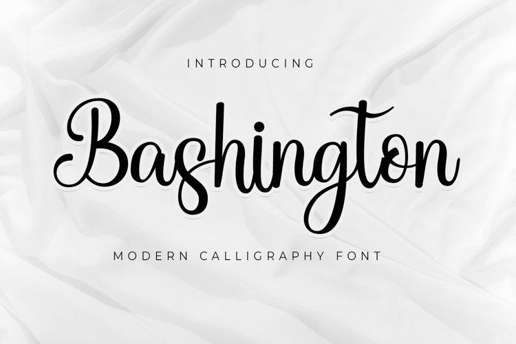Bashington example image 1