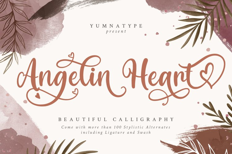 Angelin Heart example image 1