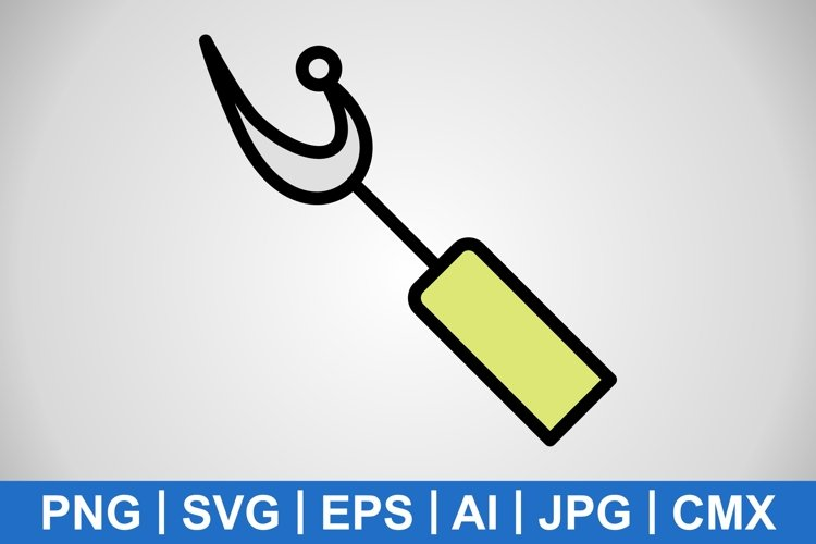 Vector Ripper Icon example image 1