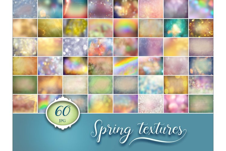 60 Spring Textures example image 1
