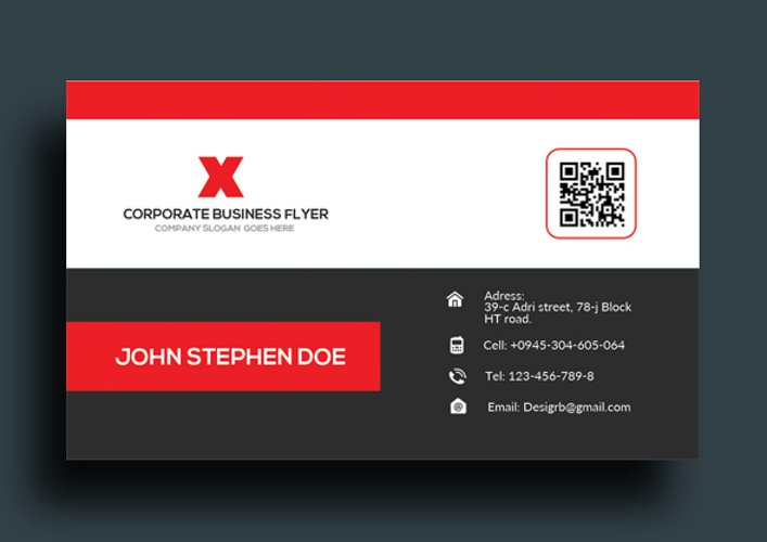 Free Business Card Psd example image 1