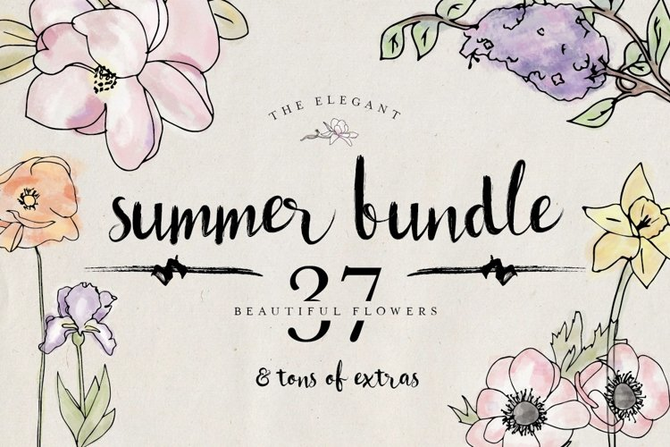 Summer Bundle example image 1