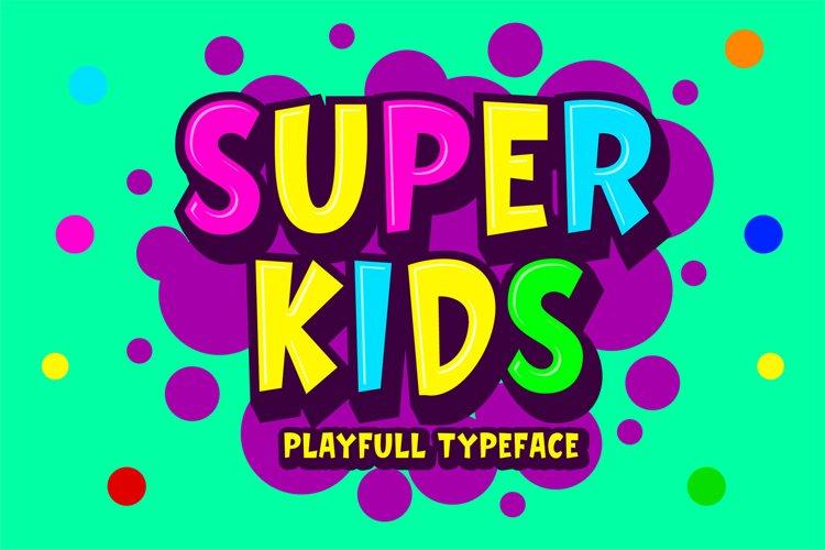 Super Kids example image 1