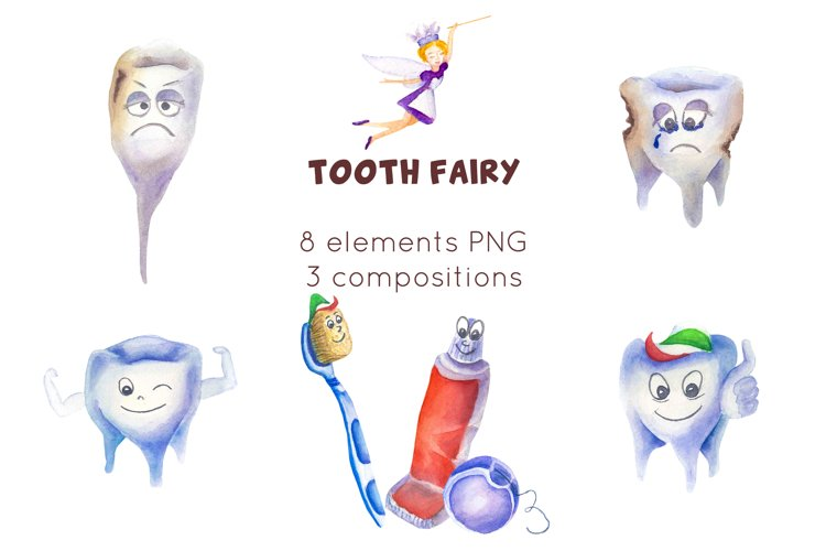 Tooth fairy dental hygienist sublimation