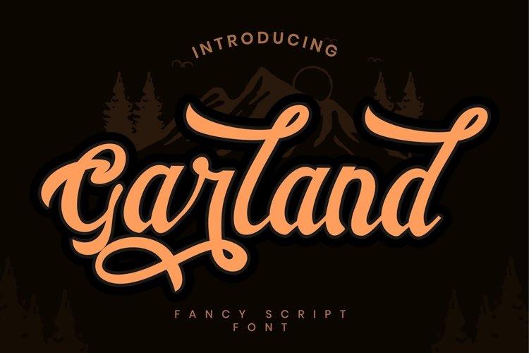 Garland example image 1