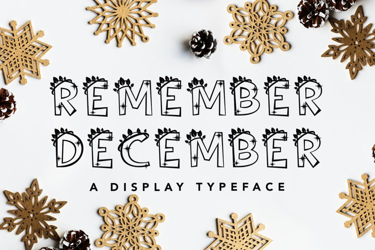 Remember December example image 1