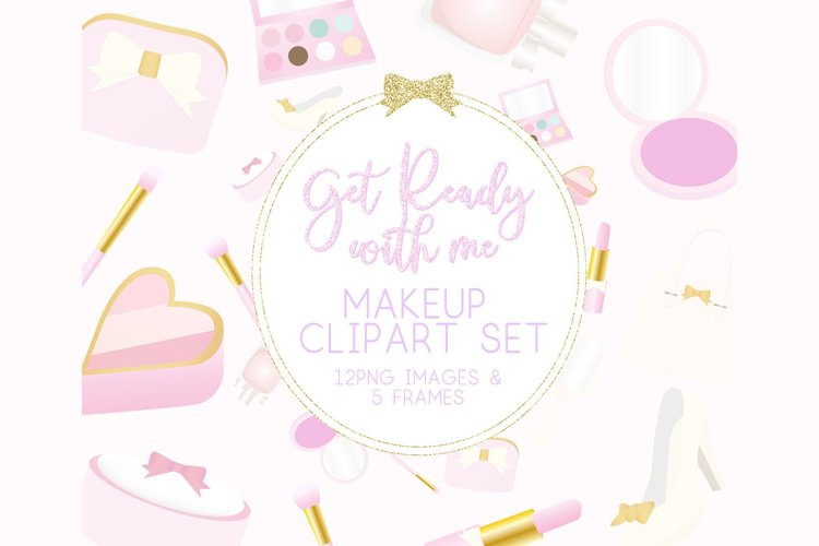 Makeup Clipart example image 1