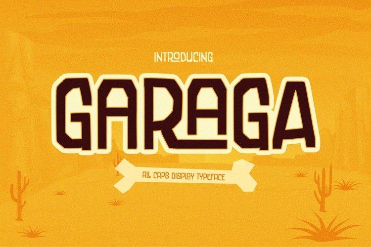 Garaga example image 1
