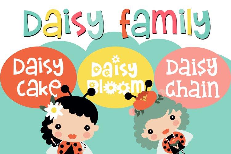 ZP Daisy Family example image 1