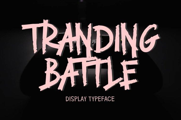 TRANDING BATTLE example image 1