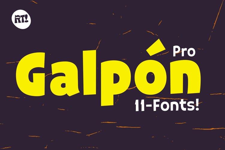 Galpon Pro example image 1