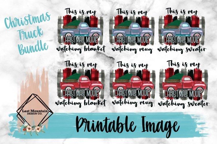 Ultimate Christmas Truck Bundle