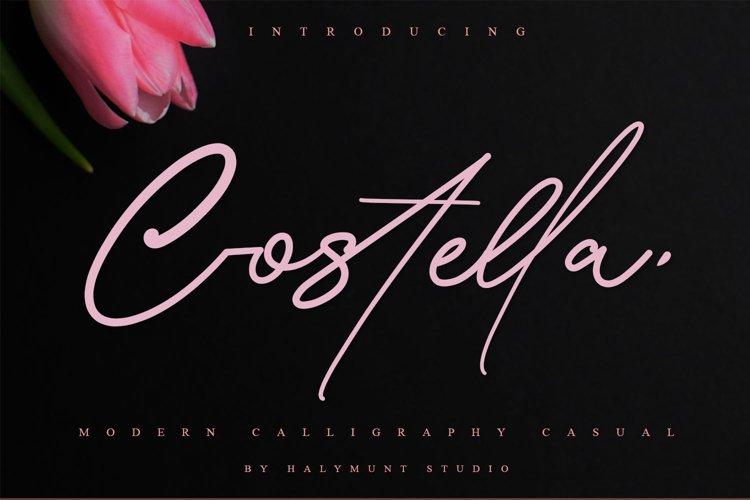 Costella example image 1
