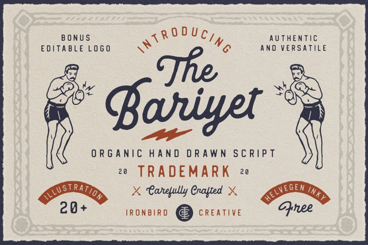 The Bariyet & Extras example image 1