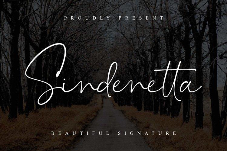 Sindenetta example image 1