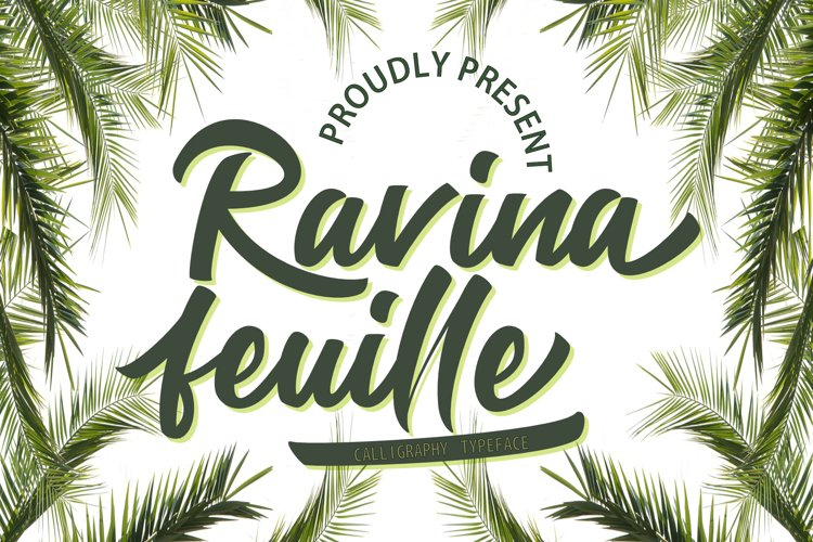 Ravina feuille example image 1