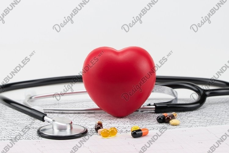 Cardiology, heart care example image 1