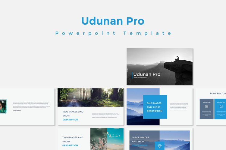 Udunan Pro Creative Powerpoint