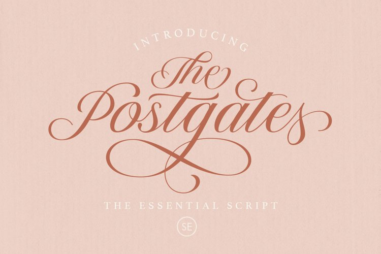 The Postgates - An Essential Script example image 1